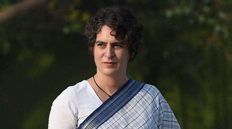 Priyanka Gandhi, priyanka gandhi bunglow, anil baluni, bjp national media head, anil baluni to getpriyanka gandhis bunglow, indian express news
