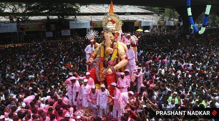 covid-19 in mumbai, ganesh utsav in mumbai, ganesh chaturthi in mumbai, ganesh mandals in mumbai, ganpati festival, indian express news
