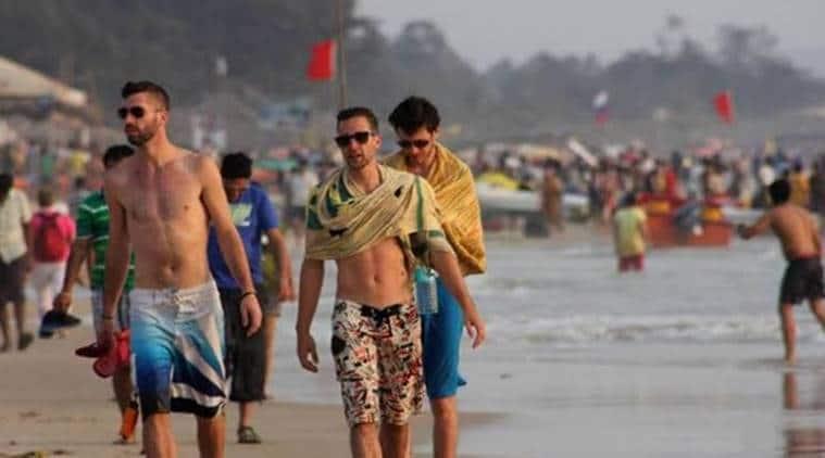 Goa guidelines for tourists, goa news, goa coronavirus news, goa covid cases, goa tourists, goa hotels open