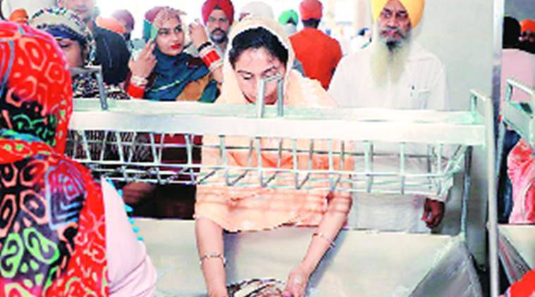 golden temple, coronavirus cases, covid test, Punjab news, Indian express news