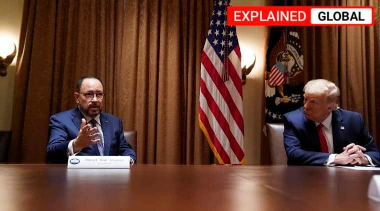 Goya, Goya boycott, Goya foods, Trump on Goya, Goya CEO comments about Trump, Donald Trump, Indian Express