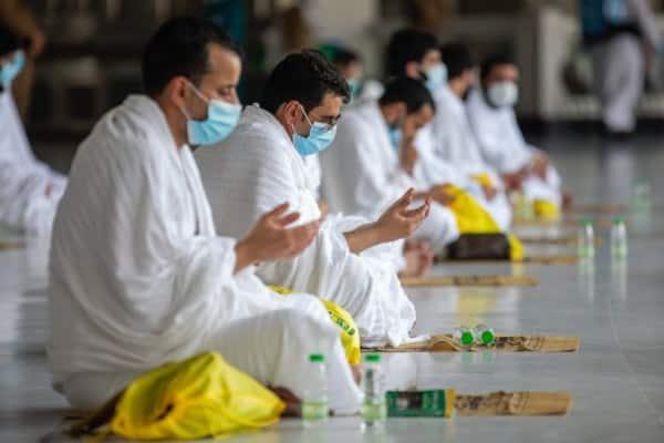 Hajj pilgrimage, Hajj pilgrimage social distancing, Hajj pilgrimage 2020, Hajj pilgrimage news, Indian Express