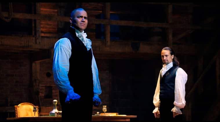 Alexander Hamilton, Alexander Hamilton musical, Alexander Hamilton controversy, who is Alexander Hamilton, Alexander Hamilton history, Alexander Hamilton racism, indian express