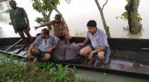 Assam: Nine more drown in floodwaters, nearly 33 lakh affected