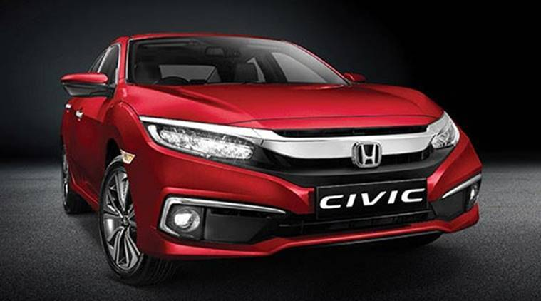 honda civic, honda civic diesel, honda civic bs6 diesel, honda civic bs6 compliant diesel launched, honda civic bs6 diesel price, honda civic diesel bs6 features, honda civic bs6 diesel mileage, honda civic bs6 diesel speed, auto sector news, honda cars india, indian express business