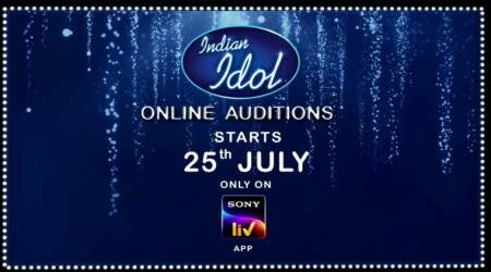 indian idol 12, online audition