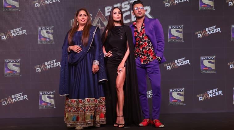 India's Best Dancer, shoot resume
