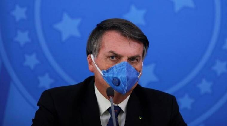 Jair Bolsonaro tested for Covid-19 again, says his lungs are 'clean'