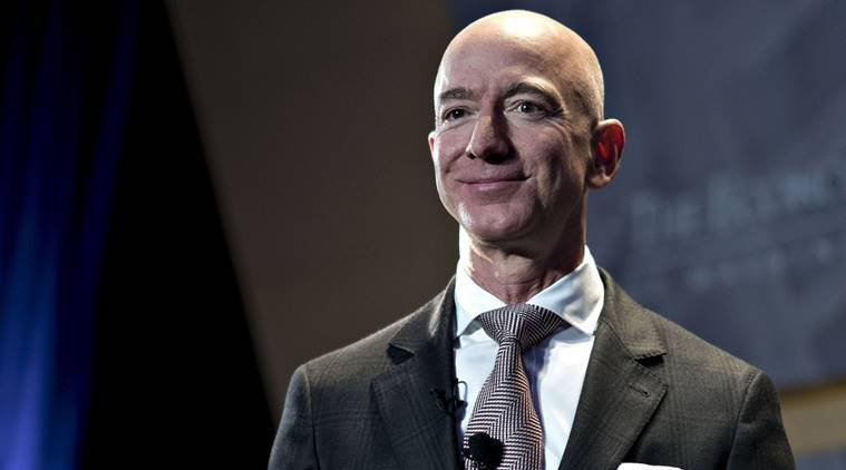 Amazon share price surge boosts Jeff Bezos' fortune by almost $20b