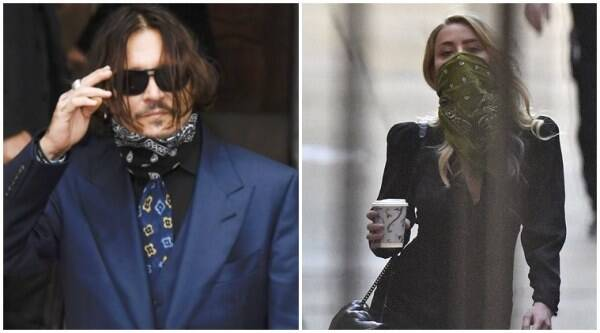 Johnny Depp Says Feces In Bed Was Last Straw In Marriage To Amber Heard Entertainment News The Indian Express