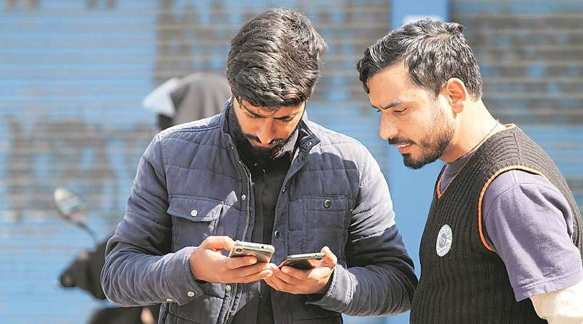 J&K: 4G internet services restored in Ganderbal and Udhampur districts - The Indian Express