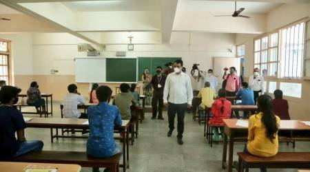 Karnataka Covid-19 wrap: 63 asymptomatic Covid patients appear for state entrance test