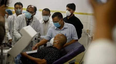 Lok nayak hospital, Lok Nayak hospital more beds, Kejriwal lok nayak hospital, Arvind Kejriwal, delhi city news