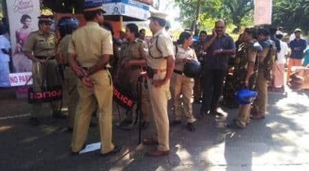 kerala clash, IUML worker killed, Kerala post poll violence, Kerala assembly elections, CPIM, Kerala news, kannur, Indian express