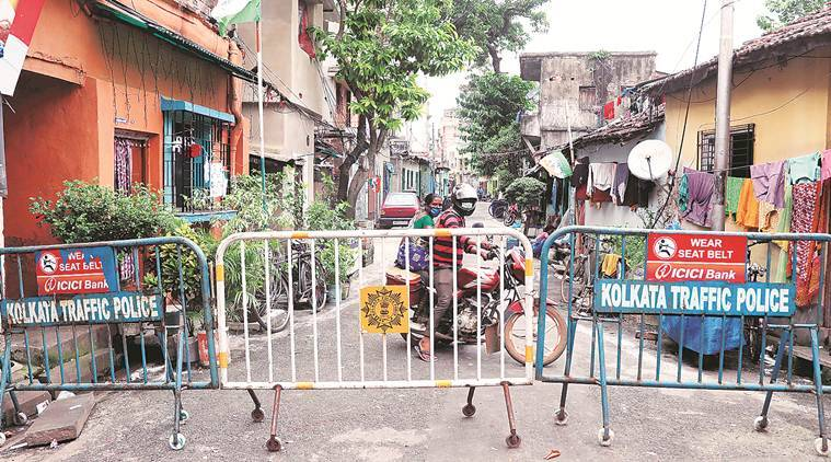 Seven-day lockdown in Bengal containment zones begins today ...
