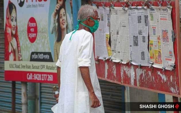 west bengal lockdown, lockdown kolkata, west bengal coronavirus cases, covid-19 west bengal, indian express