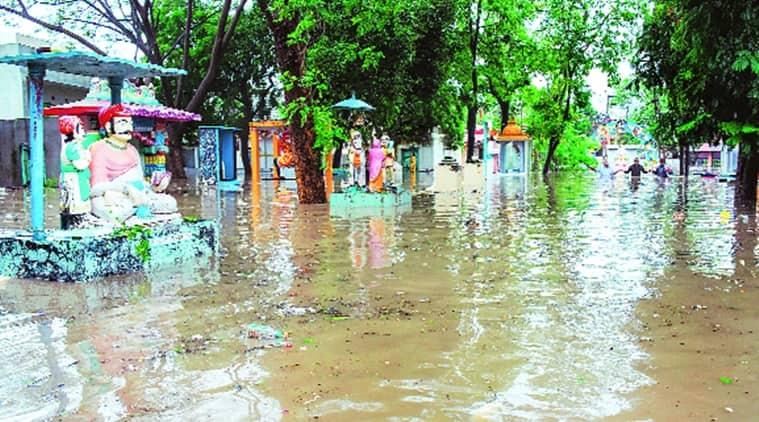 gujarat monsoon, kutch rain, kutch weather forecast, kutch rains, gujarta weatehr foreacst, imd, imd forecast, indian express news