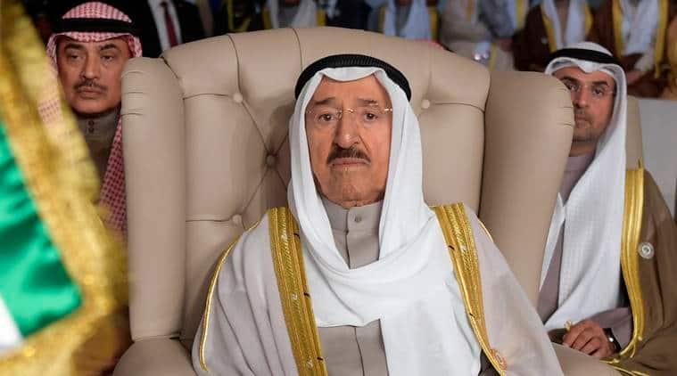 Sheikh Sabah Al Ahmad Al Sabah, kuwait ruler, latest news, world news
