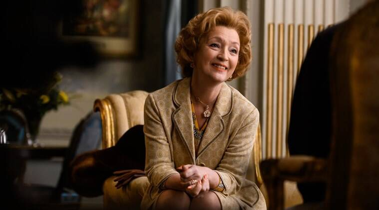 The Crown casts Lesley Manville as Princess Margaret for season five
