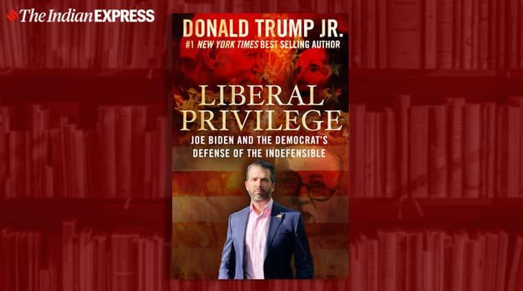 joe biden, donald trump junior, donald trump jinior, donald trump new book, indian express, indian express news