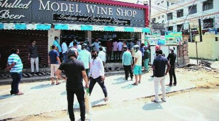 In UP, liquor shops to stay open in non-hotspots during weekend curbs