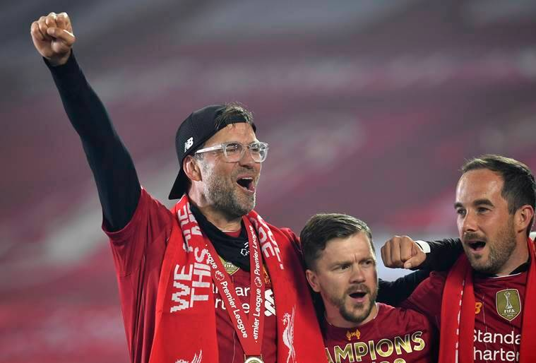 Liverpool, Liverpool premier league title, liverpool vs chelsea, english premier league, Jürgen Klopp, What is gegenpressing, gegenpressing explained, Indian Express