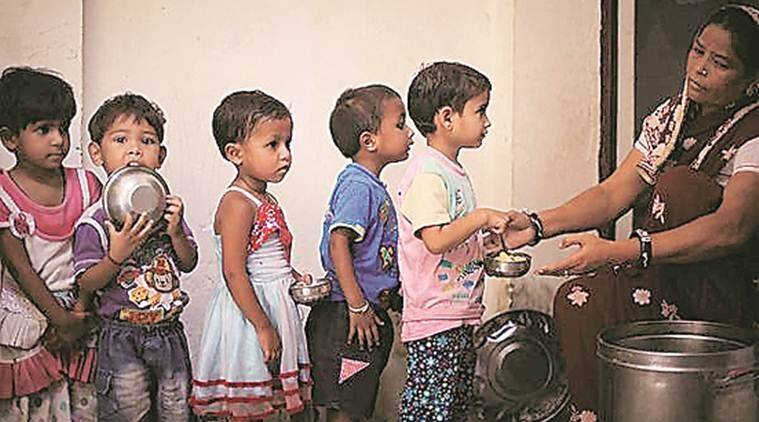 malnutrition, malnutrition in maharashtra, ICDS programme in maharashtra, maharashtra growth monitoring for infants, maharashtra growth monitoring for infants resumed, maharashta anganwadi workers, indian express news