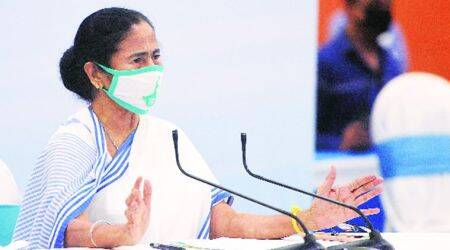 Mamata to PM: Clear dues to help Bengal contain pandemic