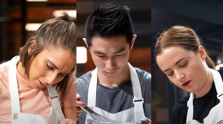 MasterChef Australia Back to Win: Reynold, Laura and Emelia face-off within the semi-final