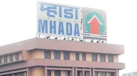 mhada, mhada probe, mhada scheme houses, mhada scheme inferior quality houses, indian express news