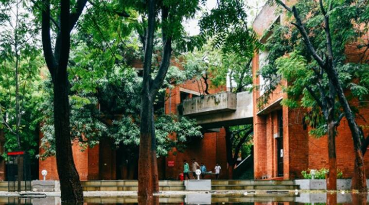 mica, mia ahmedabad, mica class of 2022, women outnumber men in mica class  of 2022, number of women in mica class of 2022, indian express news