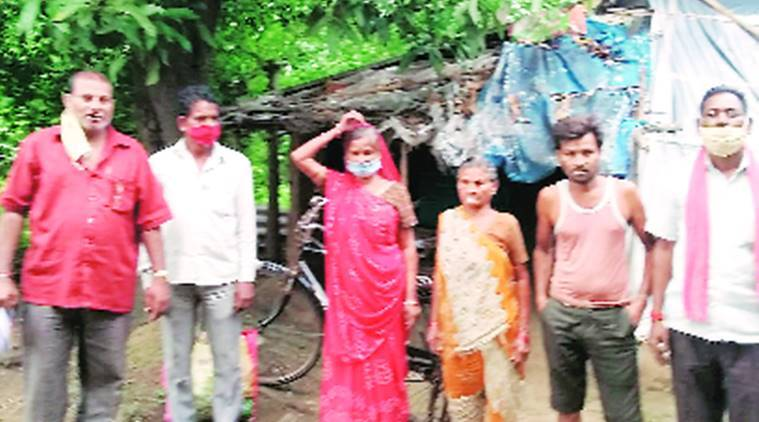 Migrant workers, Coronavirus Lockdown, Mumbai shelter, Mumbai news, Indian express news