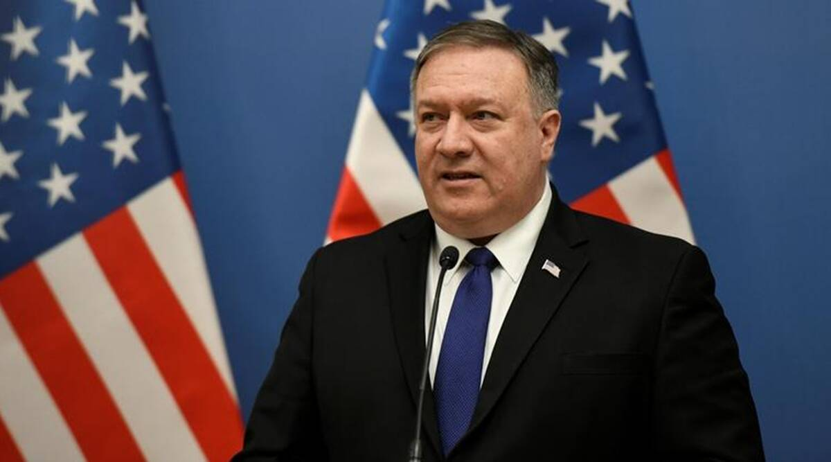 mike pompeo, mike pompeo contempt proceedings, mike pompeo corruption, indian express, world news