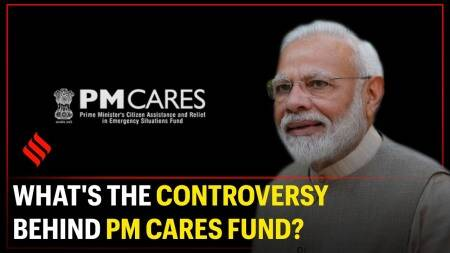 Modi govt defends PM Cares Fund in Supreme Court