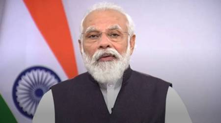 PM Modi, PM Modi on Indian economy, India Global Week 2020, PM Modi India Global Week 2020, India Global Week 2020 PM Modi, Business news, Indian Express