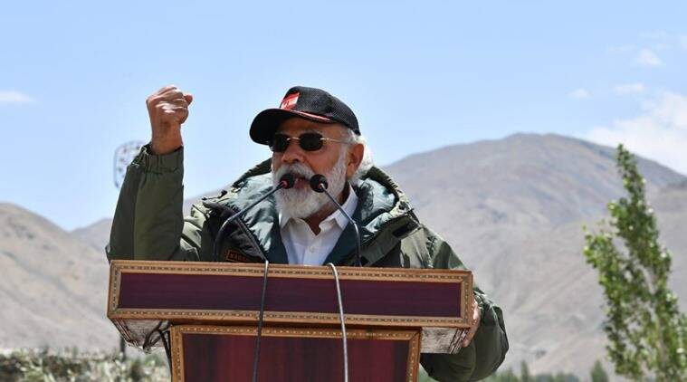At Ladakh, PM Modi sends out clear message to China: 'Era of expansionism has ended'