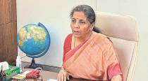 FM Sitharaman: Finance Ministry working with RBI on loan recast, moratorium extension