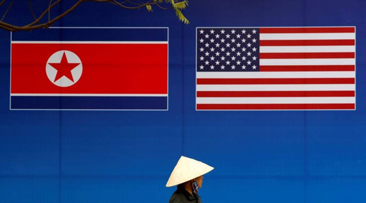 US intelligence on North Korea, North korea nuclear deal, Joe Biden relations with north korea, north korea us relations, White House spokeswoman Jen Psaki, Center for Strategic and International Studies, us news, world news, indian express world news