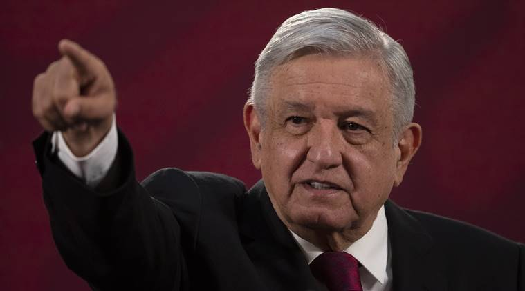 Mexico has offer for presidential plane