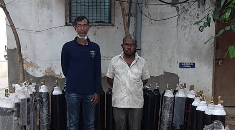 Telangana NGOs forced to stop supply of free oxygen cylinders amid crackdown against hoarding