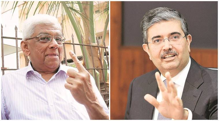 Parekh, Kotak push for one-time restructuring of corporate loans