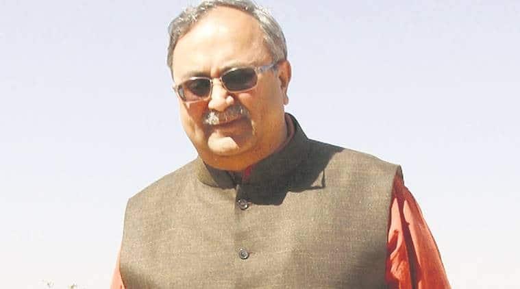 Saurabh Patel, Gujarat Energy Minister gujarat gr resolution, gujarat gr resolution revoked, gujarta gr resolution 2018, gujarat coal prices, indian express news