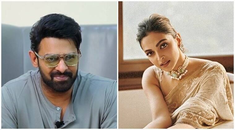 It's Official! Deepika Padukone And Prabhas Will Co-Star In Nag Ashwin's Film