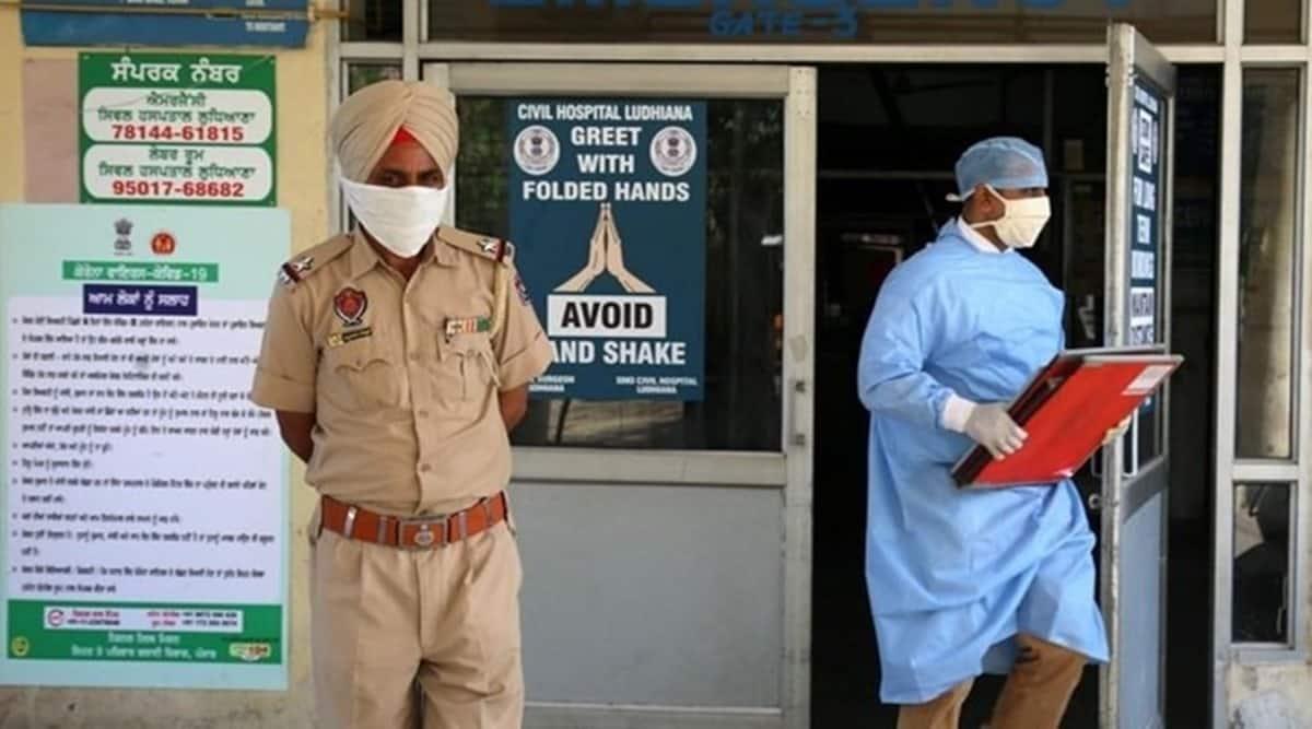 punjab coronavirus news update, punjab covid cases, punjab covid cases toll, covid-19 death toll, indian express news