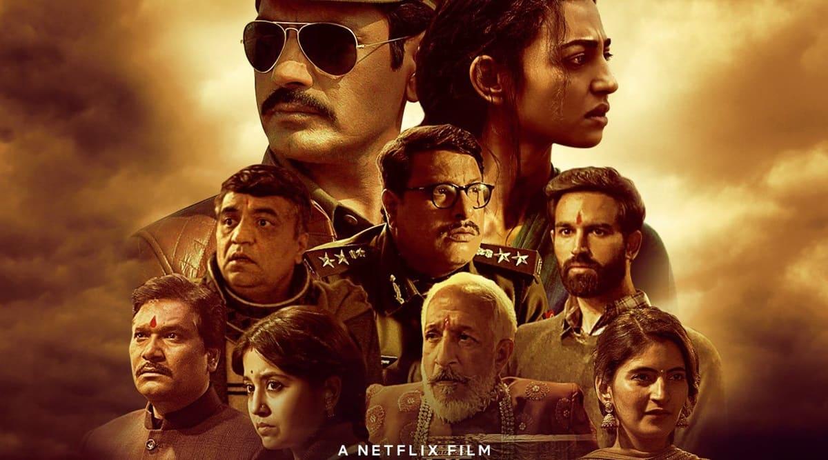 Raat Akeli Hai review: Nawazuddin, Radhika film is sufficiently ...