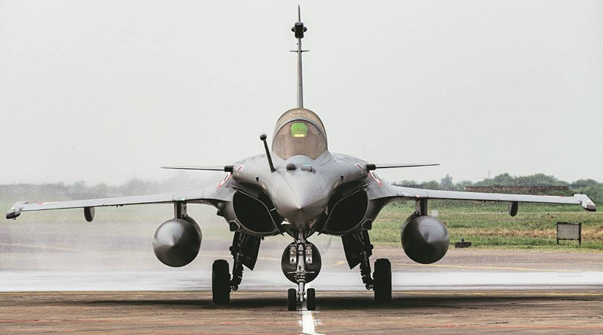 India gets first major fighters in 20 years, Rafale jets touch down in Ambala