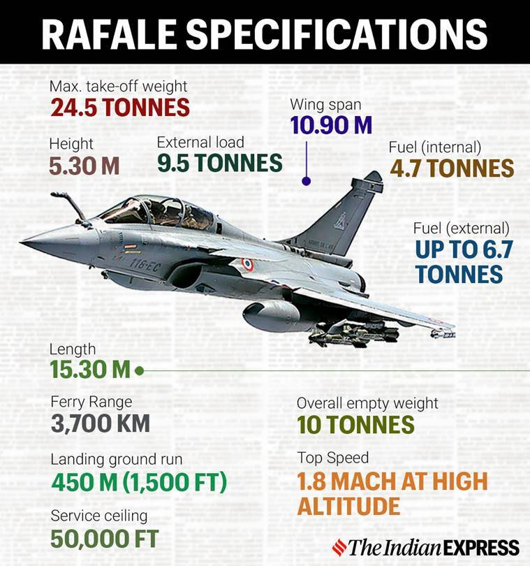 'Birds have landed': French-made Rafale fighter jets reach India