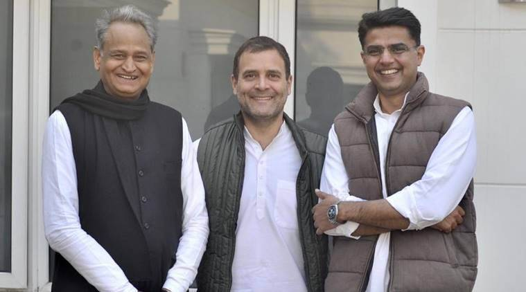 Congress infighting in Rajasthan: BJP watches keenly, wants Sachin Pilot to make first move