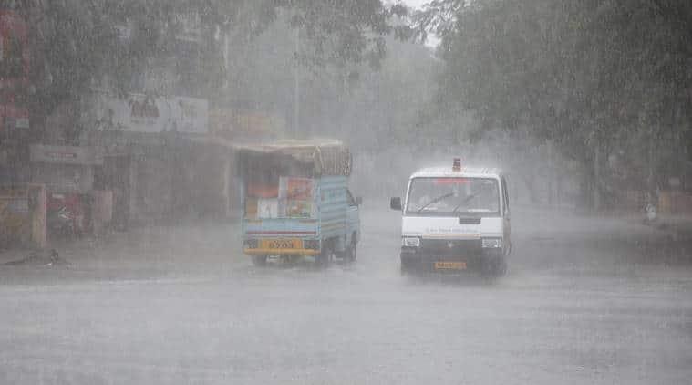 Pune rain, IMD department, Pune news, Maharashtra news, indian express news