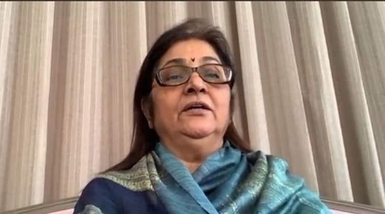 himachal pradesh political news, himachal pradesh congress, himachal pradesh congress incharge, Rajani Patil, bjp, indian express news